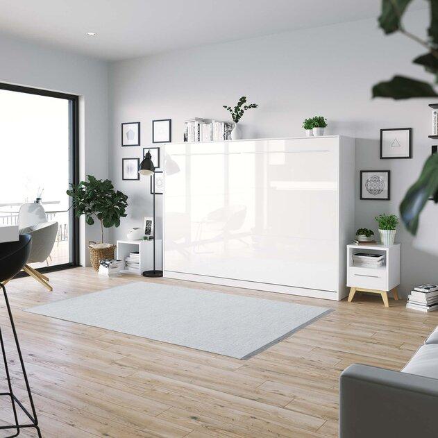 camas abatibles 140x200cm Horizontal Standard